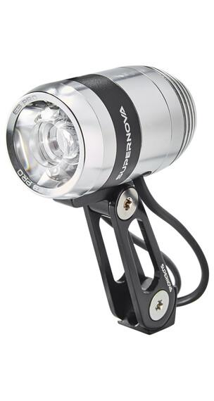 Supernova E3 Pro 2 Dynamolampor silver